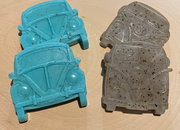 Small VW Soap, Bus, Beetle, Volkswagen