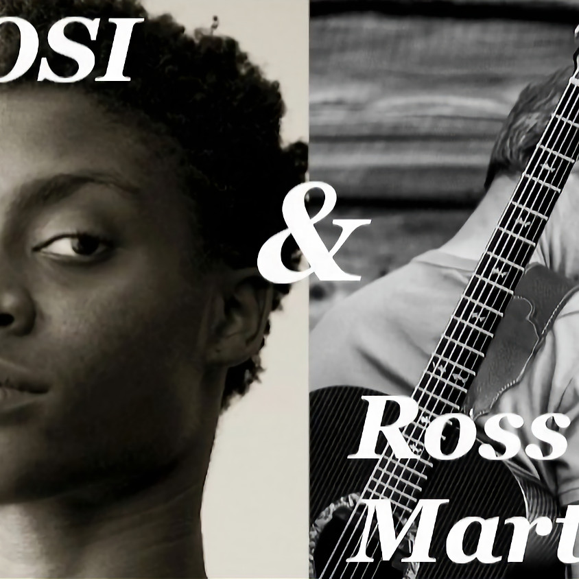 Acoustic Matinee - Kosi and Ross Martin