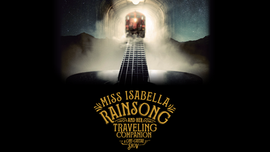 Rainsong Centered Poster w Black Sides.p