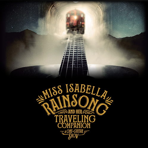 Signed CD - Miss Isabella Rainsong and Her Traveling Companion