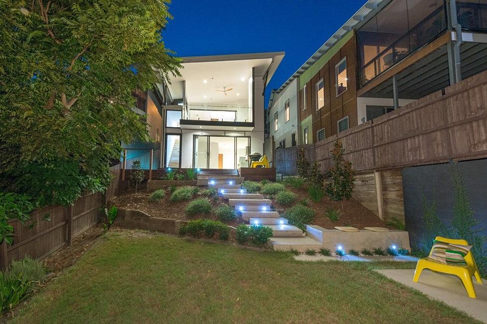Tir brisbane landscape architecture services for Residential landscape design brisbane