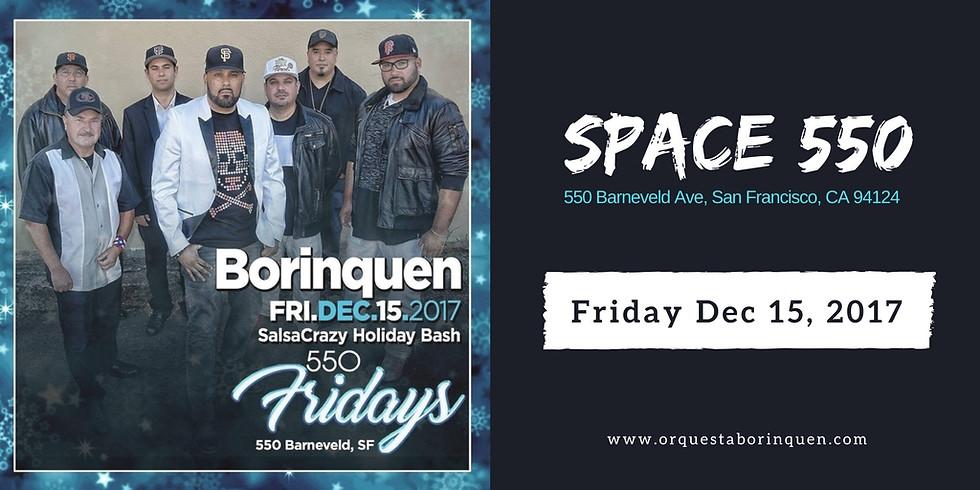 Space 550 - San Francisco