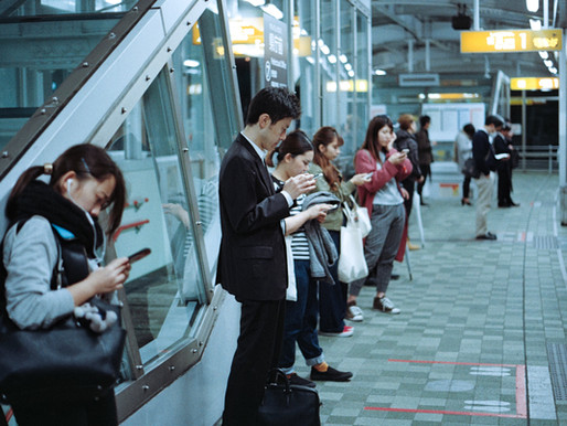 How Do Koreans Use a Mobile Phone?