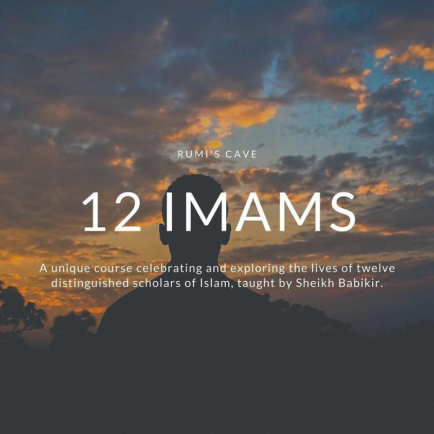 12 Imams Audio (2017)
