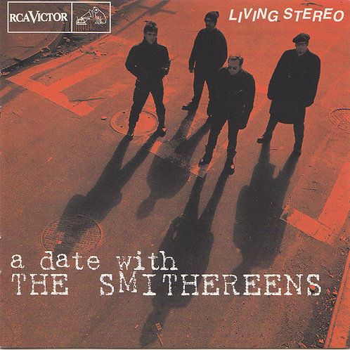 A Date With the Smithereens Album Cover Poster