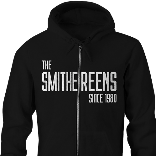 """Black The Smithereens """"Since 1980"""" Hoodie"""