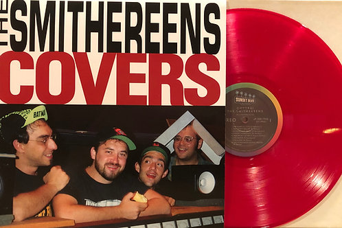 """Covers"" Red Vinyl LP"
