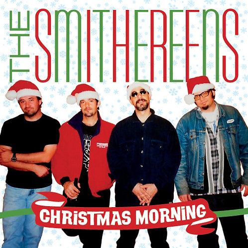 "The Smithereens ""Christmas Morning""/""'Twas The Night  Before Christmas"" Vinyl 45"