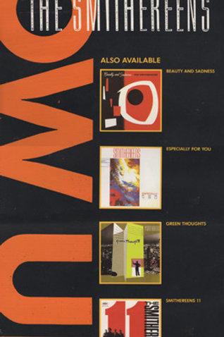 "Original ""Blow Up"" 1991 Concert Poster"