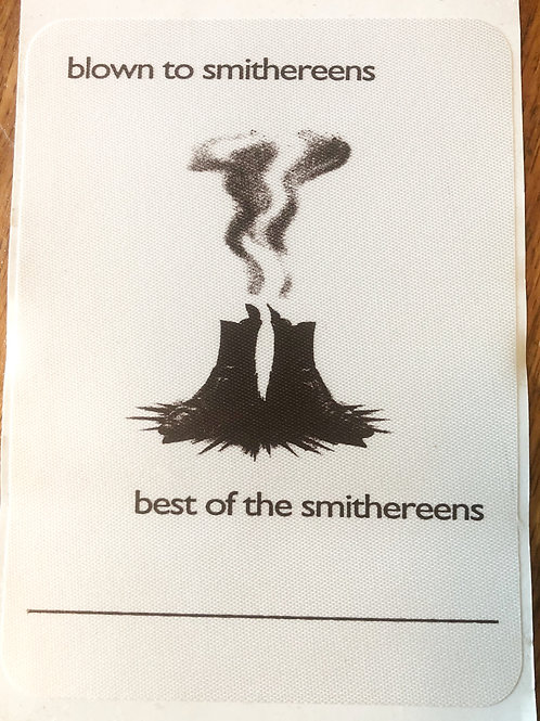 "Unused 1995 ""Blown To Smithereens"" Tour Backstage Pass"