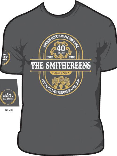 """Vintage """"Beer Label"""" T-Shirt"""