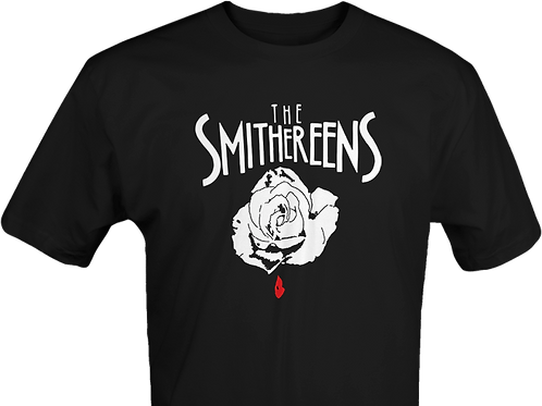 """Black """"Blood And Roses"""" T-Shirt"""