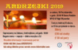 Andrzejki 2019