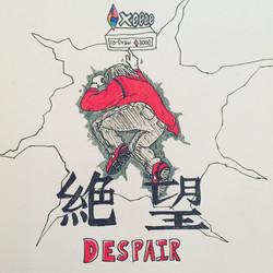 Inktober Day 24: Despair