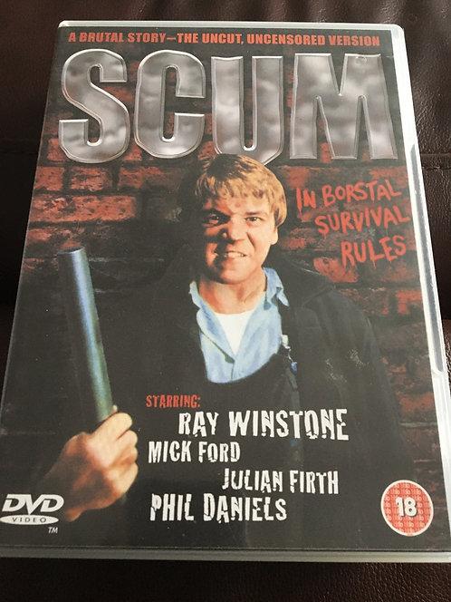 SCUM - DVD