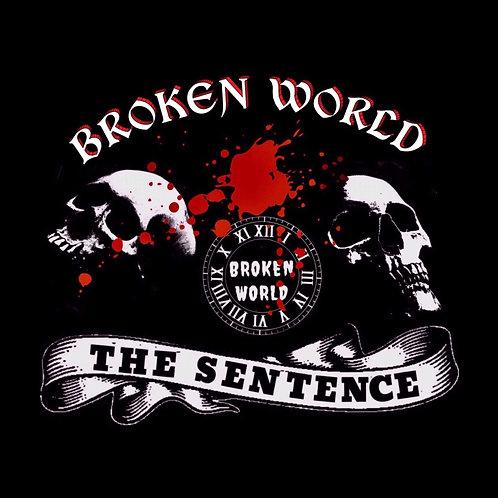 The Sentence - Broken World CD