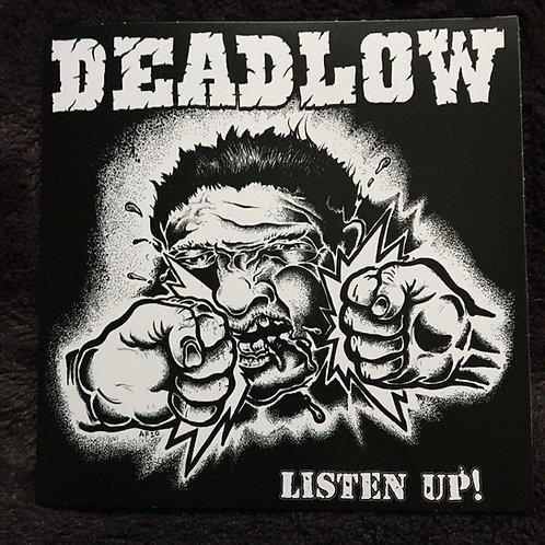 DEADLOW -Listen Up Ep