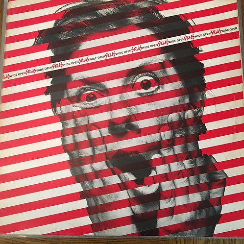 Skids - The Saints Are coming 12  inch EP RED VINYL