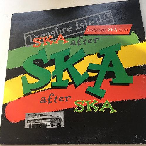 Ska after Ska after Ska - Authentic Ska tunes Lp