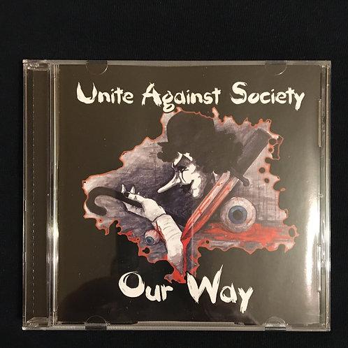 Unite Against society 2 CD OFFER