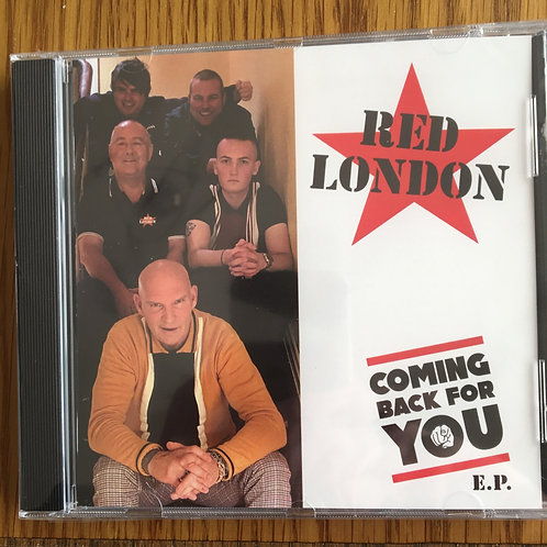 Red London - Coming Back For You EP in CD format
