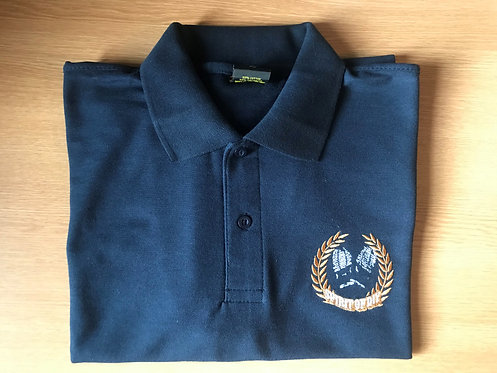 Spirit Of DIY Polo Shirt NAVY BLUE