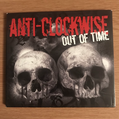 Anti-Clockwise - Out Of Time CD