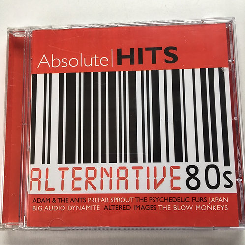 Alternative 80s -Absolute Hits Cd