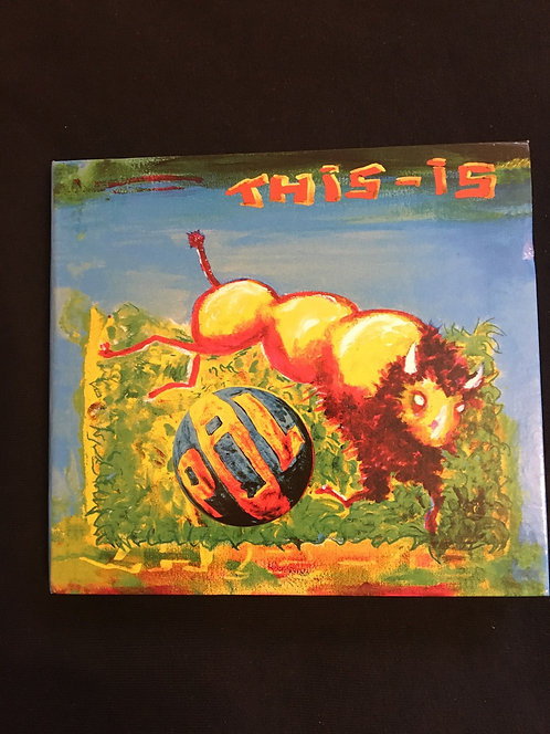 Public Image Limited -This is PIL