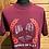 Thumbnail: Spirit Of DIY T-shirts CLARET