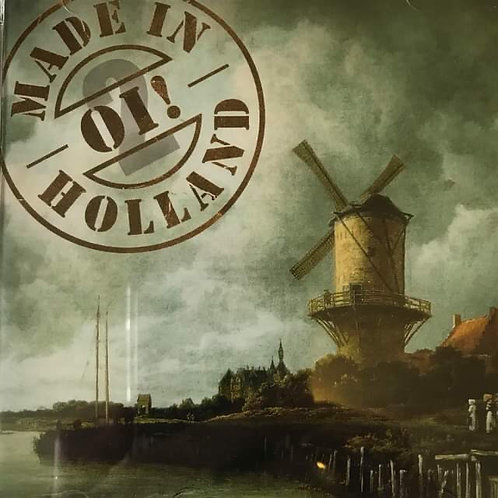 Made in Holland | Dutch Oi Compilation CD
