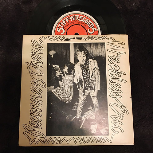 Wreckless Eric - ReconnezCherie/Rags and tatters