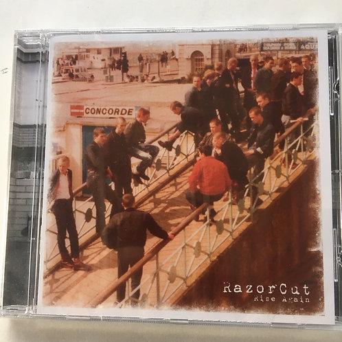 Razorcut - Rise Again CD
