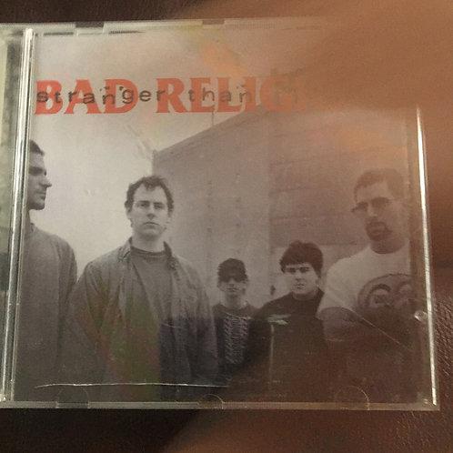 Bad Religion - Stranger Than Fiction Cd