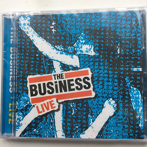 The Business live CD