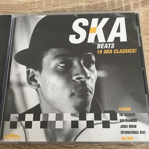 Ska Beats CD - 18 Ska Classics