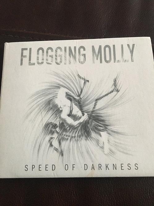 Flogging Molly - Speed of Darkness Cd