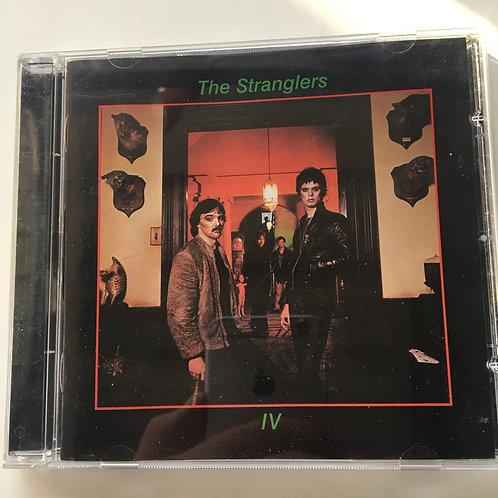 The Stranglers - IV Rattus Norvegivus CD