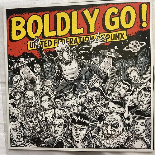 Boldy Go ! - United Federation of Punx