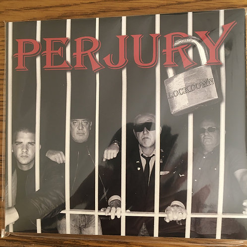 Perjury - Lockdown CD