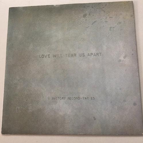 Joy Division - Love will tear us apart single