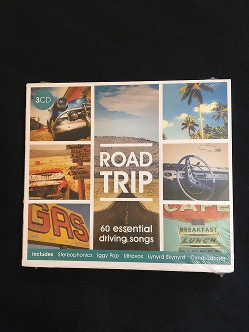 Road Trip - Triple Cd 60 essential driving songs