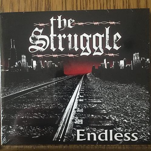 The Struggle -Endless  Cd