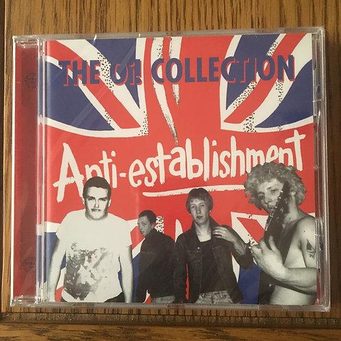 Anti Establishment - The Oi collection