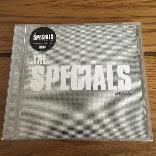 The Specials -Encore CD
