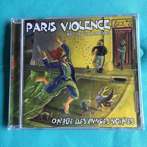Paris Violence - Orage des annees noires