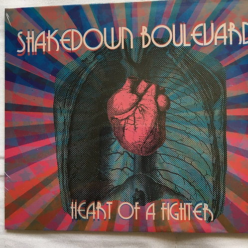 Shakedown Boulevard - Heart of a Fighter