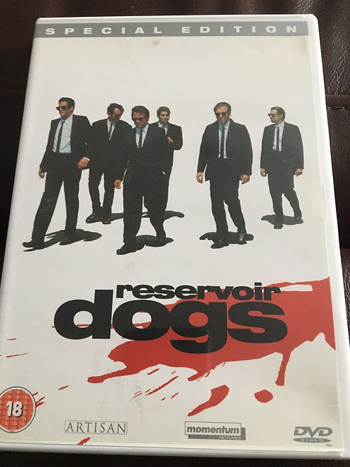 Reservoir Dogs DVD Special Edition