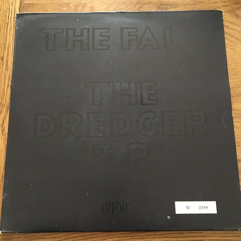 The Fall - The Dredger EP