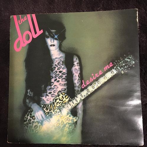 The Doll - Desire Me / T.V Addict VINYL